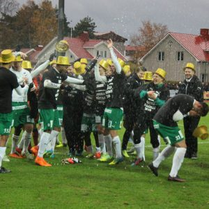 IFK Mariehamn defy the odds to claim first Finnish title