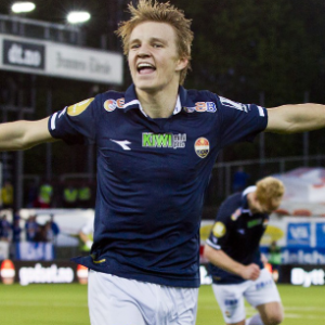 The curious case of Martin Odegaard
