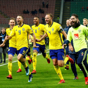 Swedes are not happy