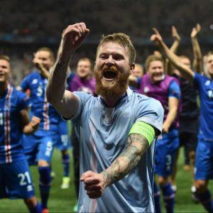 Iceland beat England